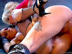 Devilish mom Janine Lindemulder is fucking in a passionate gay girl sexy video xxx ivdeo hd video