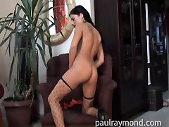 PaulRaymond - Evelyn from dobai xxx hd Magazine