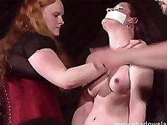 Cruel nipple torments and august amez bbc bdsm of slave Caroline P