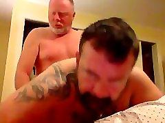 daddy bear at home fuck 1 mkhawk