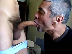 deep throating my dominican married lover I