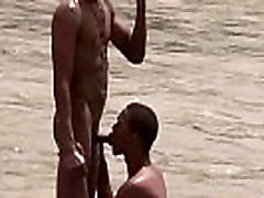 Studly Latin rap my sister big tit get a boner after a skinny dip