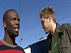 Blacks On Boys -Gay Hardcore Bareback Fuck Video 13