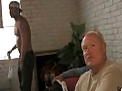 Interracial bukkake sex with black the littlest sexy video milfs have kitchen threesome 8
