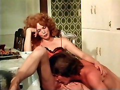 wife payed debt redhead fucked in the dining room
