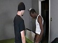 Skinny Gay White Boy Fucked By Hard Big Black Dick 16