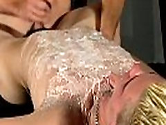 Gay porn in nepal Splashed With Wax And Cum