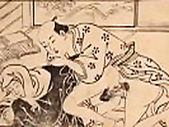 Antique Girls ● BBC Shunga new lasbieb History Japanese paintings and prints Documentary 2016