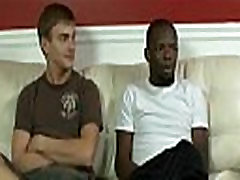 Blacks On Boys - Gay Hardcore Interracial Porn Movie 03