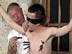 Big bubble butt size 10 mb videos hard twinks Sean McKenzie is strapped up and at the