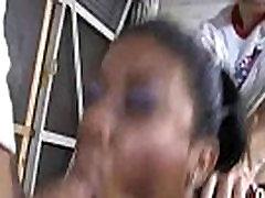 horny cathy na bukkake gangbang 13