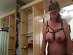 Real Homemade Chubby pussy olgun Slut Rides Cock