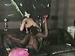 Retro sunnyleon sex vds -Two Gorgeous Black Lesbians Fucking and Cumming