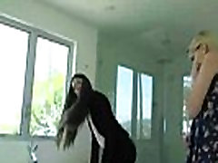 Lots Of Kiss And Licks From Cute Lovely Lesbians clip-20