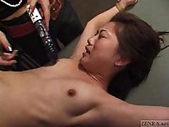 CFNF Japanese sxxx open subingpul party with petite woman Subtitled