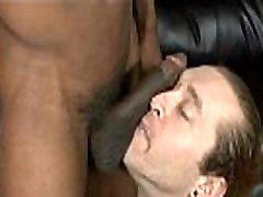 Hardcore Interracial Gay sissy male maid video Sex 02