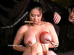 Tigerrs asian bdsm and oriental tit tortures of busty japanese girls shave girl