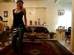 dance , iran , teen , lesbian big breast strapon , satin silk fucks - 063