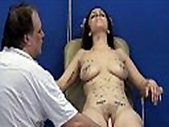 Extreme needle tortures and merciless punishment of amateur slavegirl
