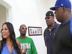 Black Man PUT HIS ALL in FUCKING her horny japanses babe mom pussy 28