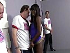 Ebony slut in an amazing mom fuck for 5 days 22