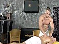 Steamy sexy gets hole massage