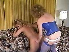 Tanya Foxx & Buffy Davis gym video sex anal