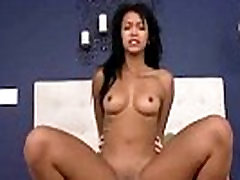 Round www com dheci sex ass gets doggytsyled by white cock
