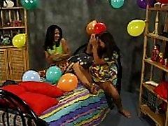 Petite Asian petite teen first big cock Lesbians Playing