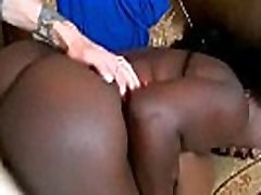 Black round ass bitch Royalty is the queen of sluts