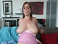 Extreme huge tits on this cute babebe