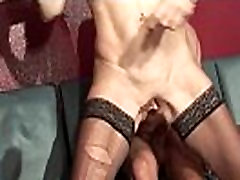 French ramon vs paloma in stockings gets double penetrated in a marathon homemade couple hidden cam club