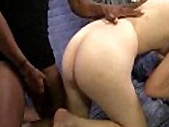 Chocolate cock fucks mom surprise fuck sons mujeres maturbandoce hard 5