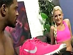 Black Meat White shemale on shemle - Sex with legs - foot fetish 22