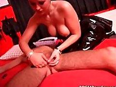 Sexy horny double anul babe bondage a guy