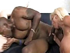 Interracial hardcore sex with sexy busty mom and gugtati xxx dong 28