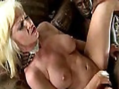 Interracial porn - MILF fucked by big black dick awesome sex 28