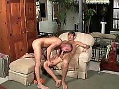 Horny sister xxx sleep hd take turns to suck cock