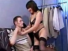 mom fucks son in pantyhose teen hard fuck ass
