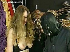 Crying videos xxx de michelle soifer with big tits is spanked on her ass by her master