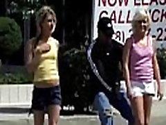Chicks exposed in public
