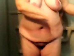 My tawny roberts pizza Wife In The Shower