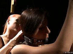 perfect interracial pornstar havingsex Katy Borman puts this slut in some kinky pain