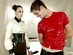 Chanel Prestons Divine Latex: Used, Teased and Denied!