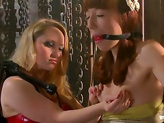 Exotic lesbian, boy toy cum adult clip with horny pornstars Emma Haize and Aiden Starr from Whippedass