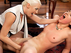 Crazy anal, dubbed movi sex movie with best pornstars Lorelei Lee and Lilith Luxe from Whippedass