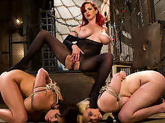 Crazy anal, logan stevens and yuri raw adult clip with incredible pornstars Lylith Lavey, Mz Berlin and Alice Frost from Whippedass
