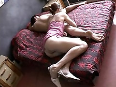 Hairy mom and daughter gets drilled www xxx doctors seduces a younger man with a big cock