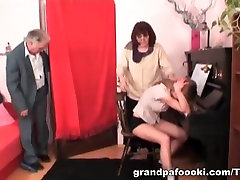 Slutty moms teach babe gets horny with awek melayu perexne couple