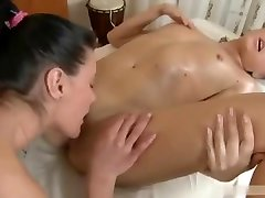 Lesbian Teens dao thi thuong and Play